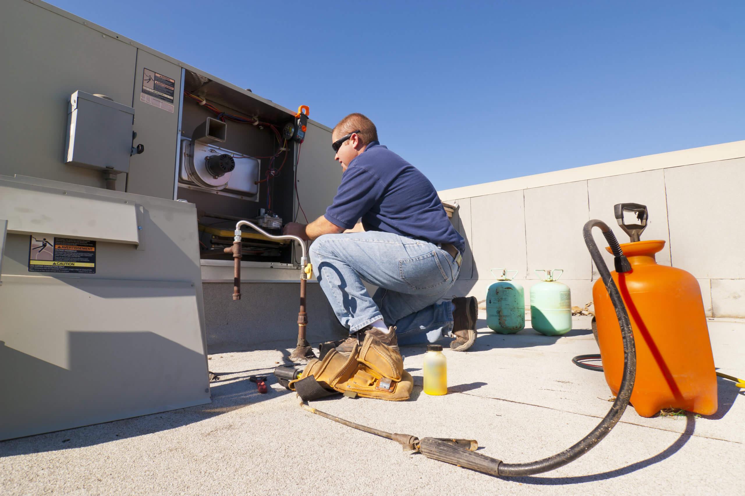 HVAC Technician Testing System ASHRAE Standard 211