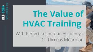 hvac trade school training