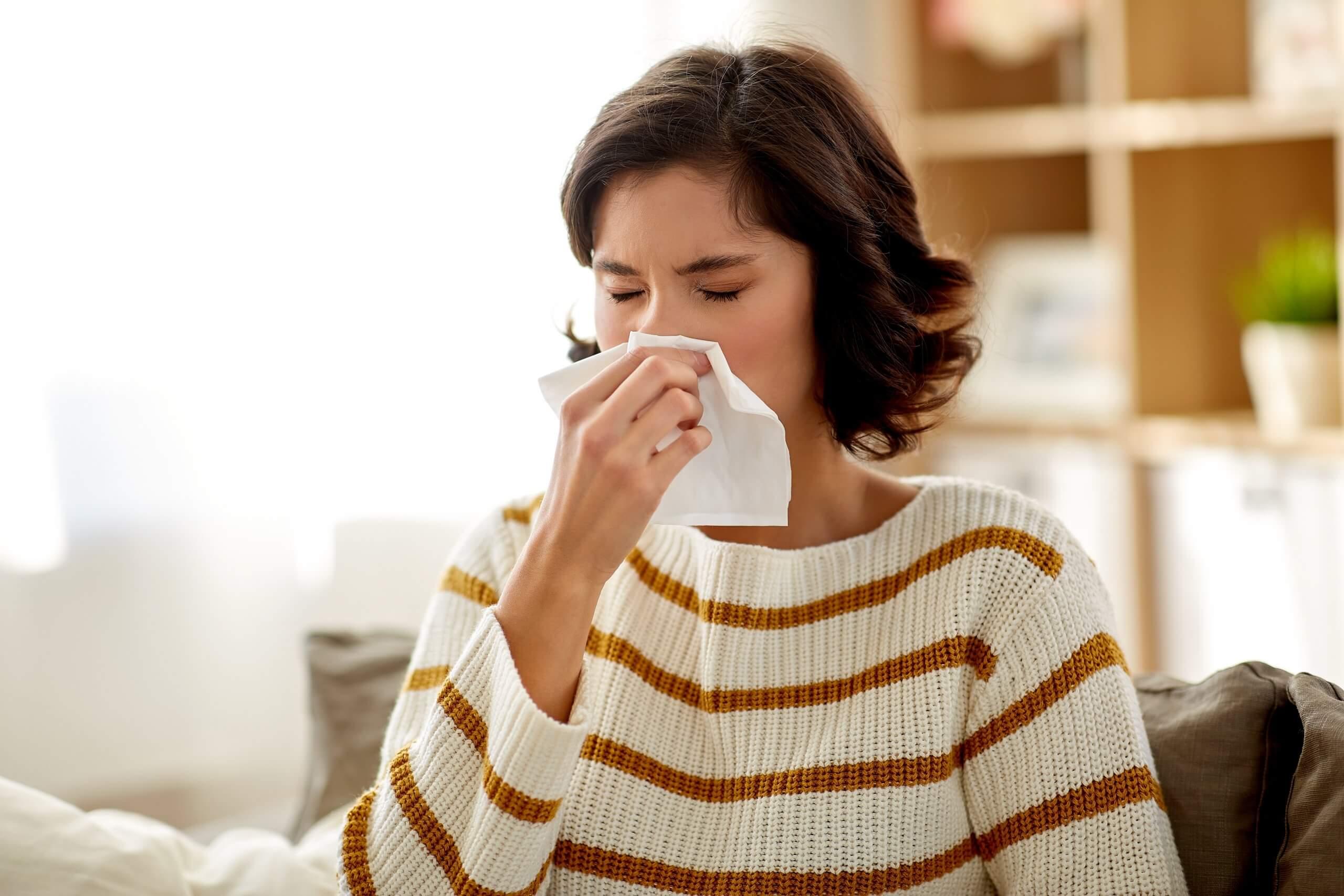 Combat Summer Allergies