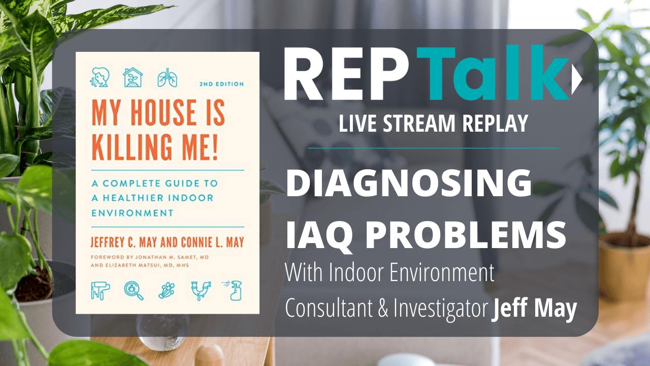indoor air problems investigations