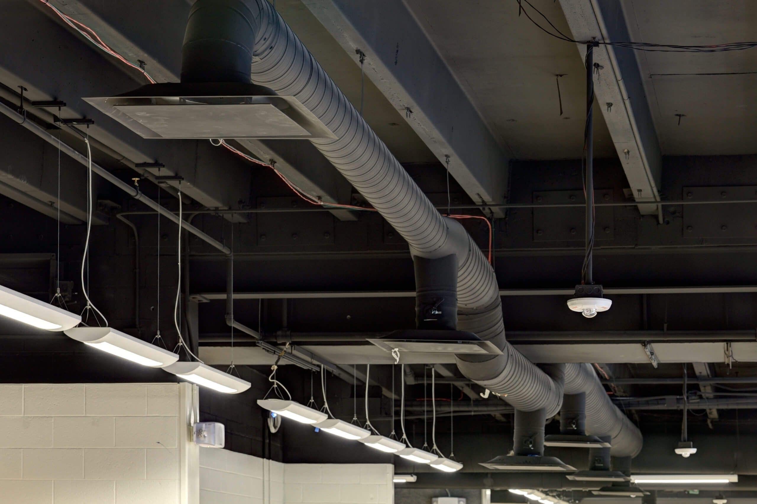 IAQ improvements in school buildings